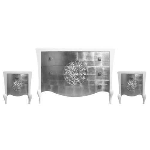 set-kronos-bianco-argento-arkeos
